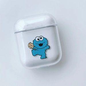 Coque Peluche Cookie Monster