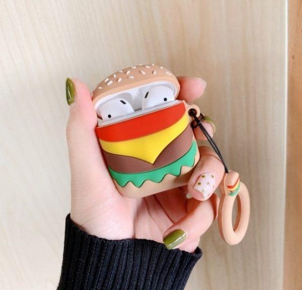 coque airpods sandwich