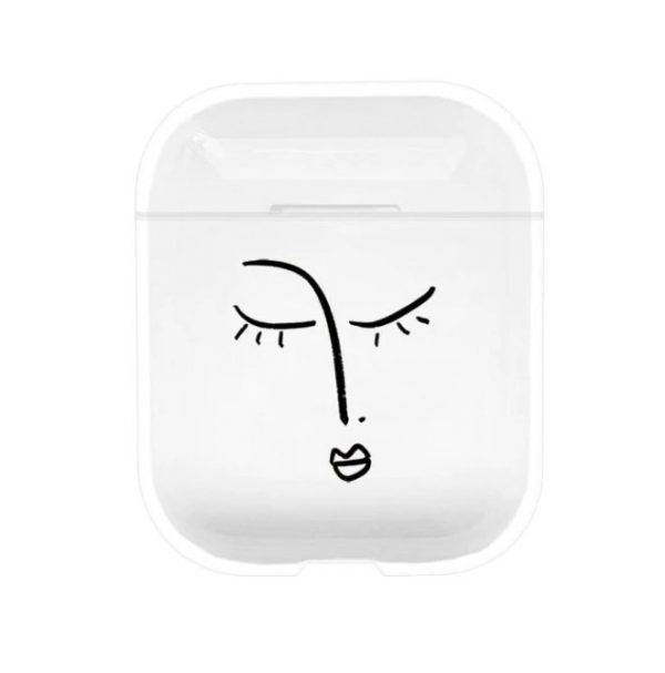coque airpods art