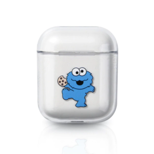 Coque Peluche Cookie Monster