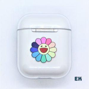 Coque Fleur multicolore