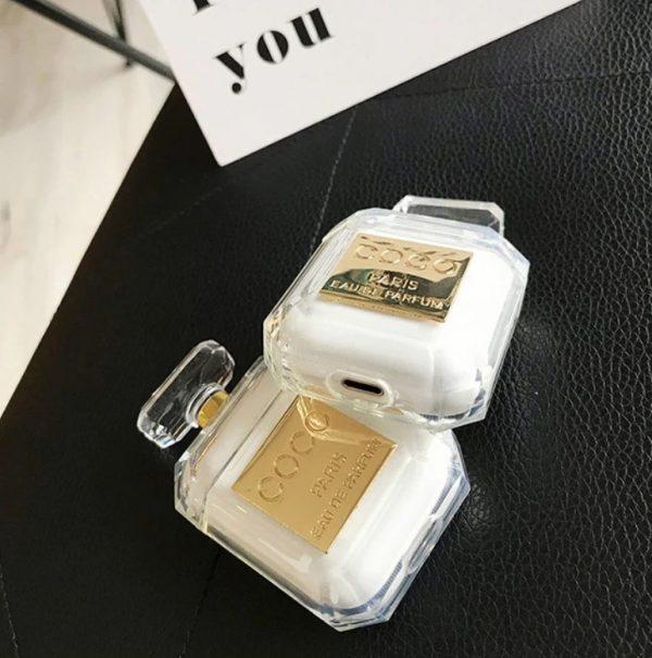 coque airpods parfum dior
