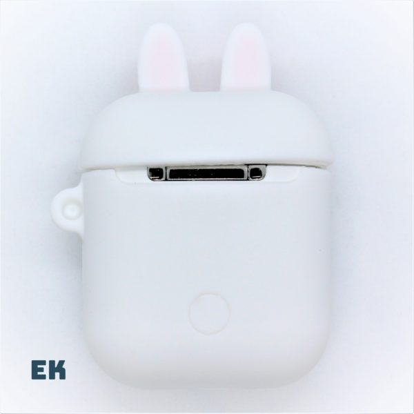 coque airpods lapin 2
