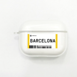 Coque pro Ticket avion Barcelone