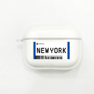 Coque pro Ticket avion New York