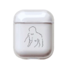 coque airpods dessin homme