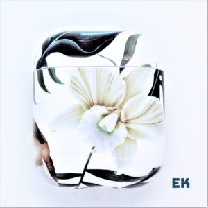 Coque Fleur blanche